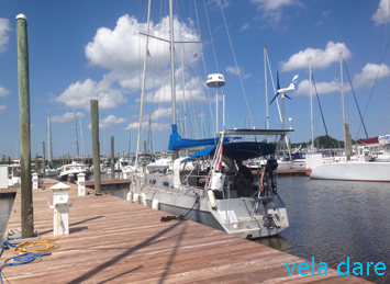 AtAugustine-1 ICW - von Daytona Beach nach Brunswick amerika  vela dare segeln ICW Daytona Beach Bunswick Amerika