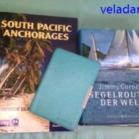 Lecture pour la préparation à notre voyage en voilier pour le Pacifique