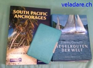 Lecture sur l'océan Pacifique