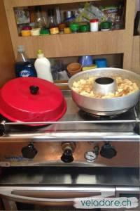 Kuchen und Brot backen mit OMNIA