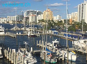 Floride, le pays des gens riches et des manatees