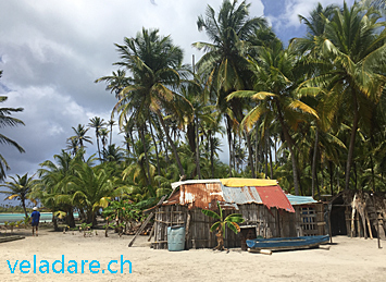 San Blas: Rio Diablo und Holandes Cays