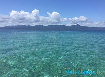 Lemmon Cays in den San Blas Inseln