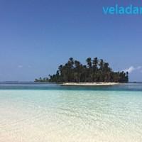 Les îles des Holandes Cays