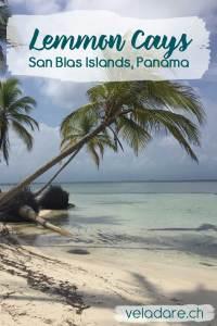 Lemmon Cays, San Blas Islands, Panama