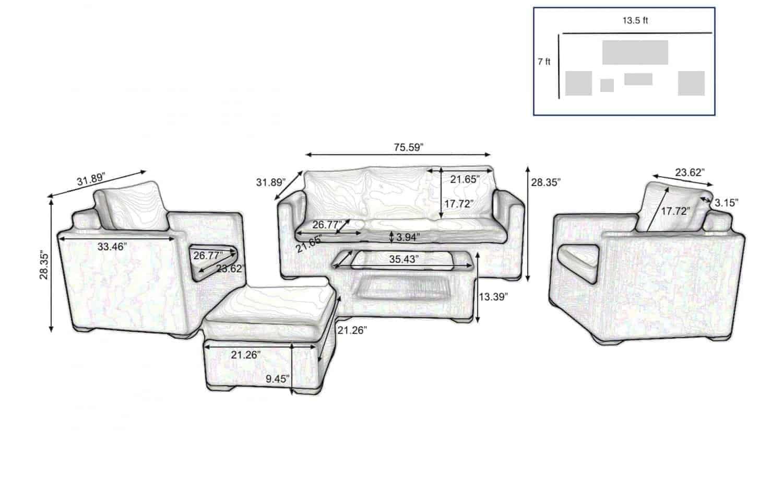 Conversation Patio Furniture