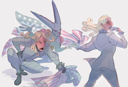 funny valentine from jojo