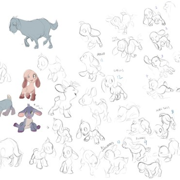 Designs and thumbnails