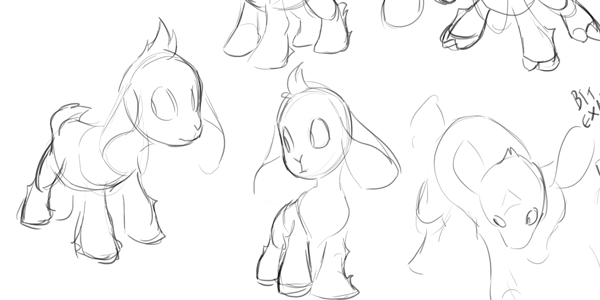 baby goat feat. animator feelings