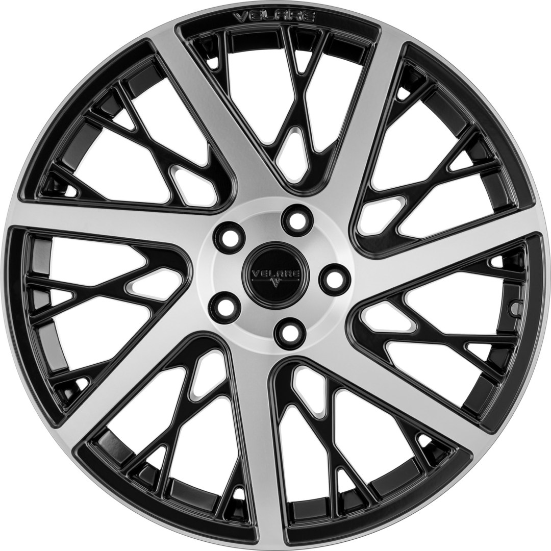Velare VLR05 Onyx Black Machined Face 1