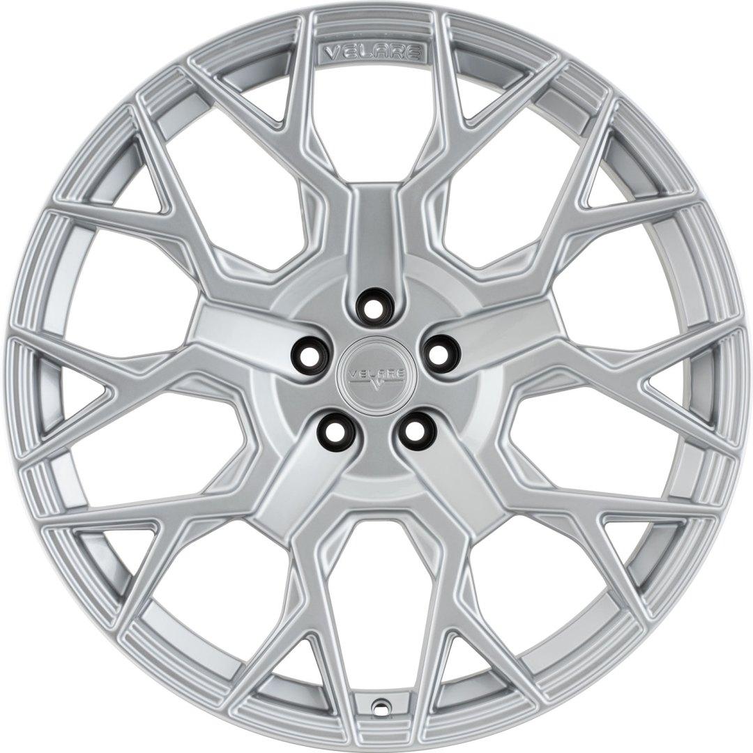 Velare Wheels VLR02 Iridium Silver 1