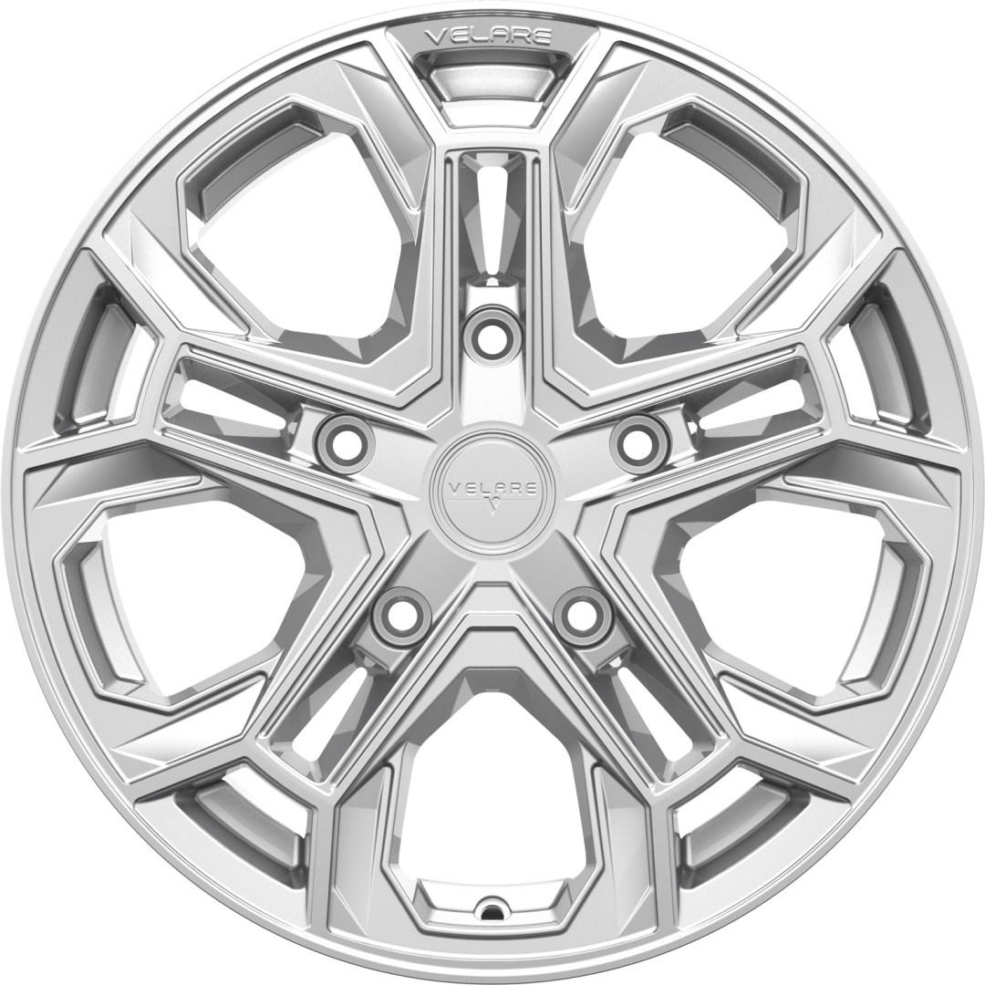 Velare VLR ST Iridium Silver 1