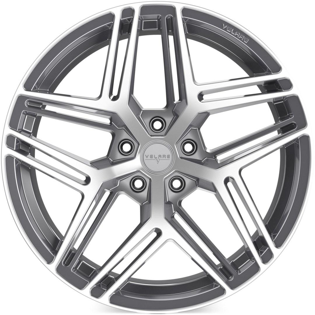 Velare VLR16 10j 20 Platinum Grey Machined Face 1