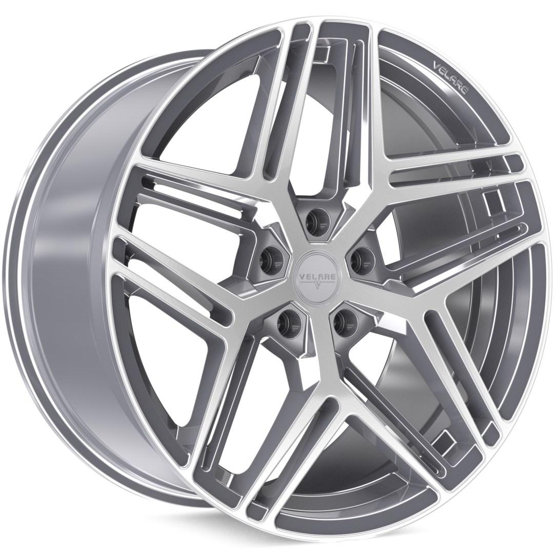 Velare VLR16 10j 20 Platinum Grey Machined Face 2