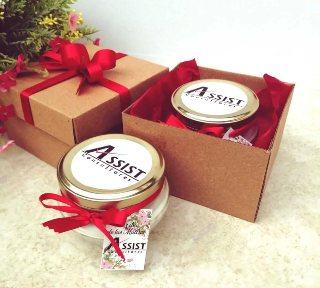 velas para regalos empresariales