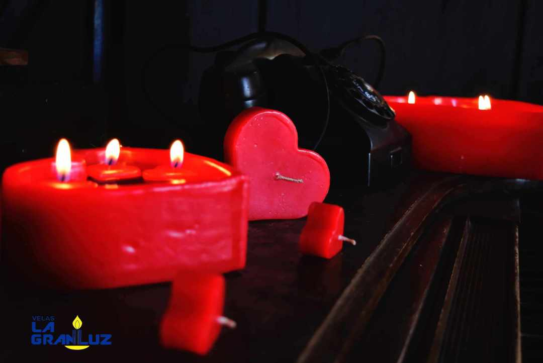Linea de Velas Romanticas