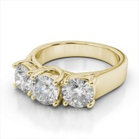Top Ten Engagement Gold Rings
