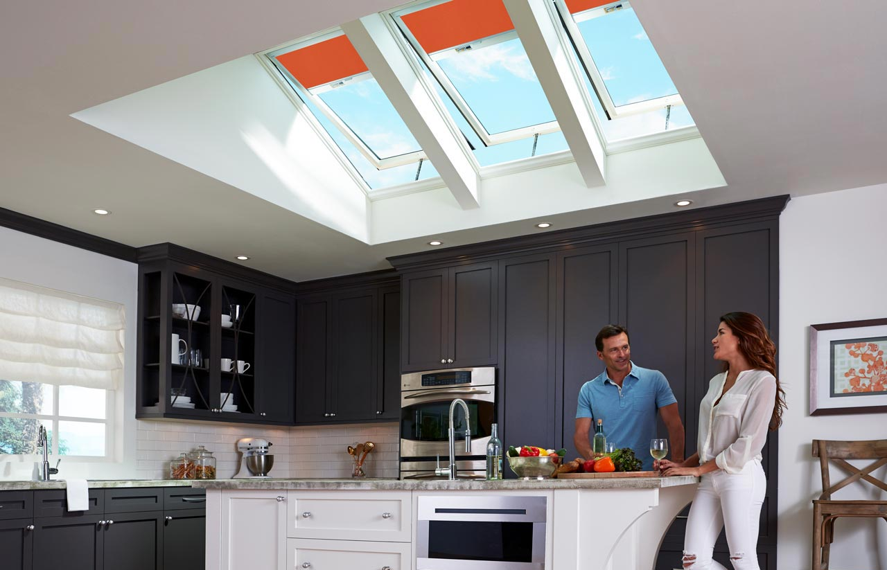 kitchen skylights ceramic tile velux inspiration gallery of images key figures include