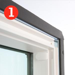 no leak skylight seal