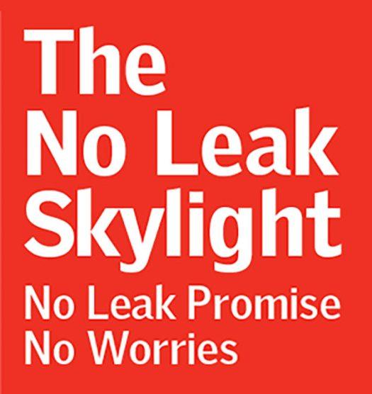 No leak logo