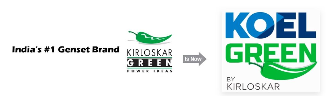 Kirloskar green is now koel green