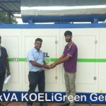 200kVA KOEL Kirloskar make generators