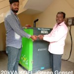 20kVA Diesel generator price