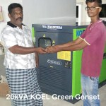 20kva generator prices in chennai
