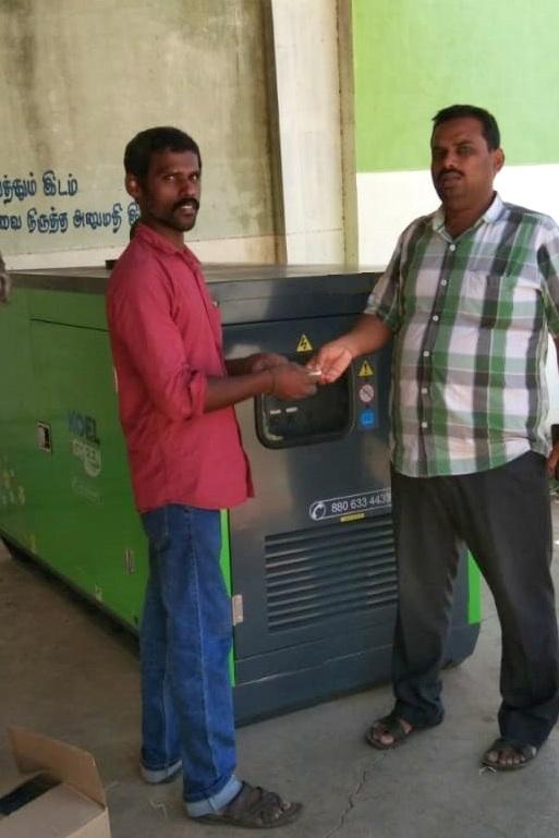 20kVA DG Set Prices in Chennai