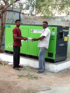 25kVA Generator Picture
