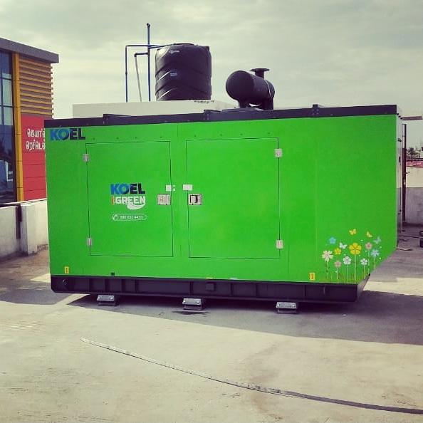 125kVA Generator price in chennai