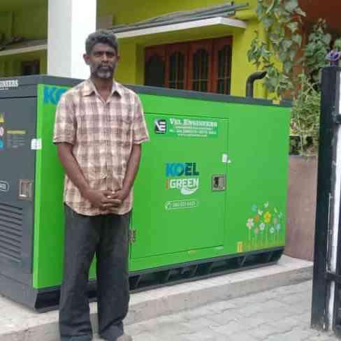 KOEL Green Genset Price iin Chennai