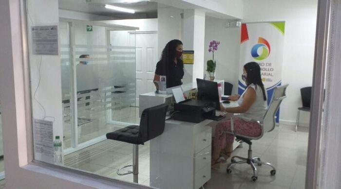 Centro de Desarrollo Empresarial INA