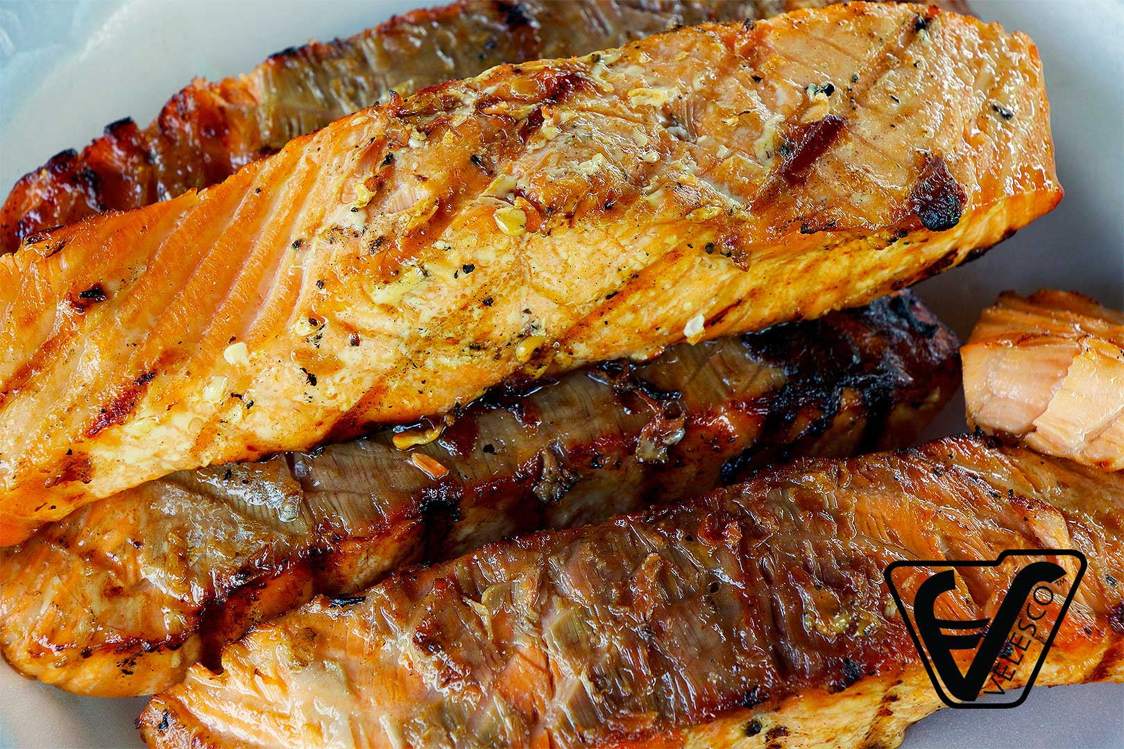 Velesco Gril Salmon