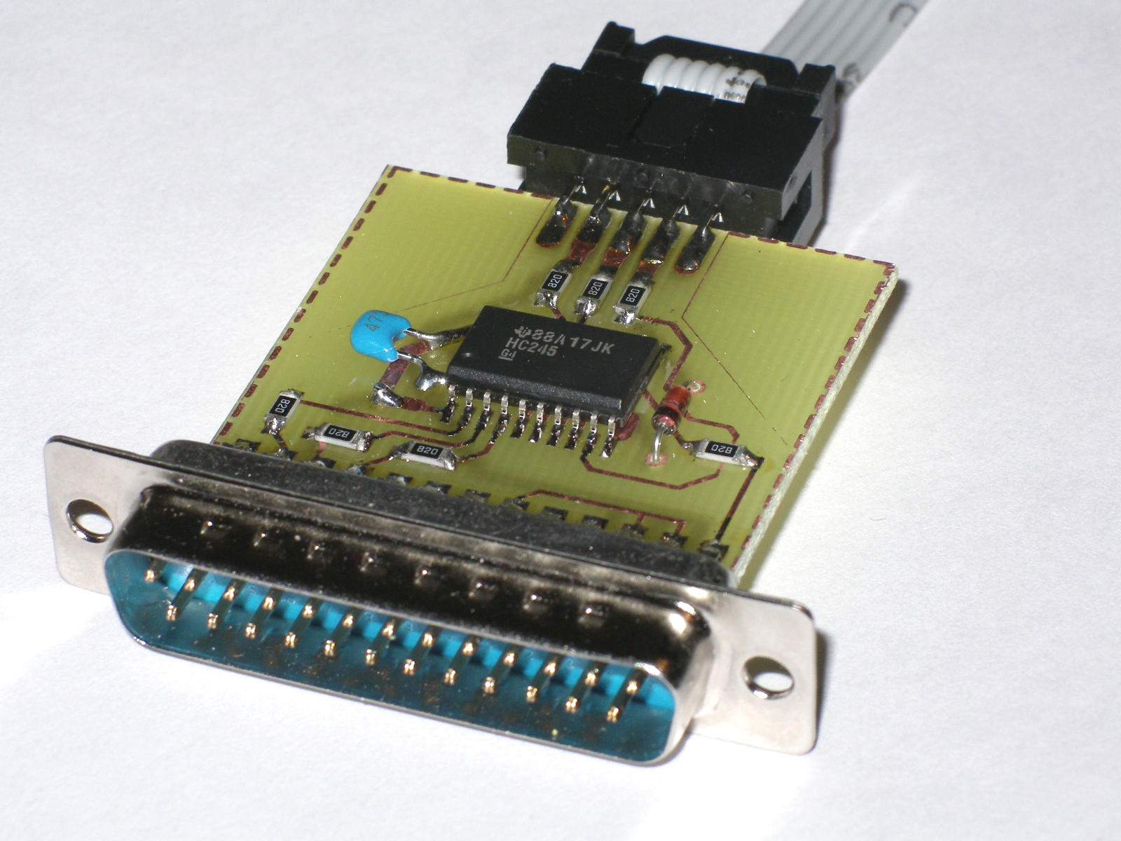 Jtag Cable For Cpld Programming K Mouse Profi Interface