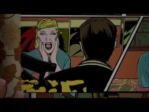 História em quadrinhos conta sobre Barbara Finch.