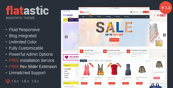 Magento Theme available here