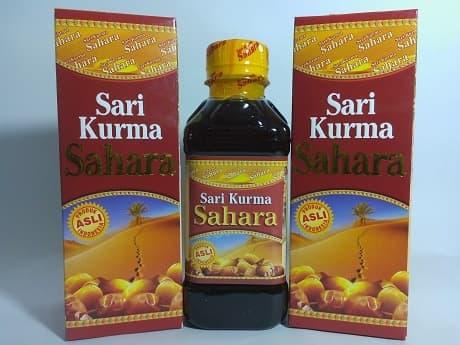 Ragam Manfaat Sari Kurma Sahara