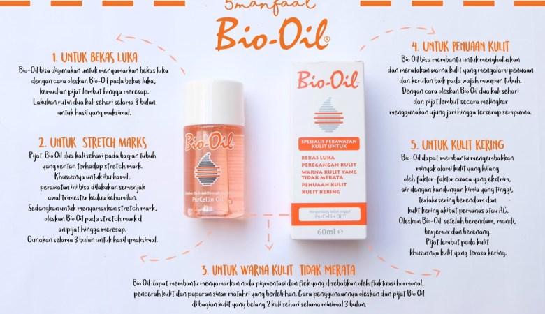 Manfaat Bio Oil dan Bahaya Bio Oil Palsu