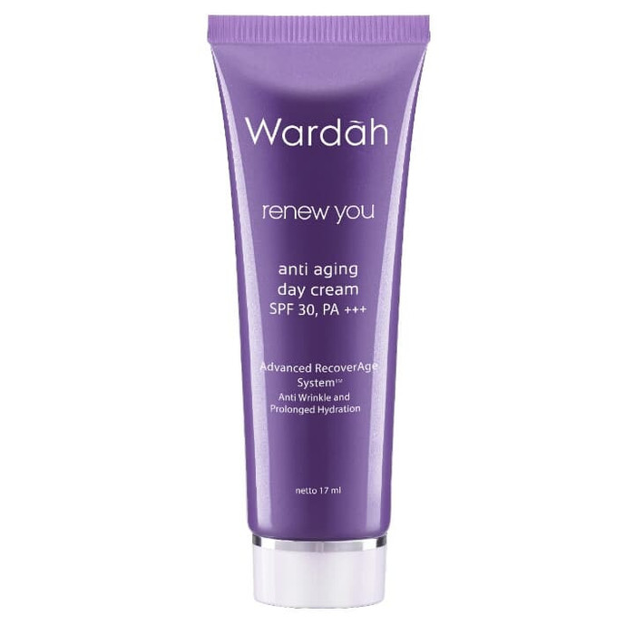 Wardah Renew You Anti Aging Cream tokopedia