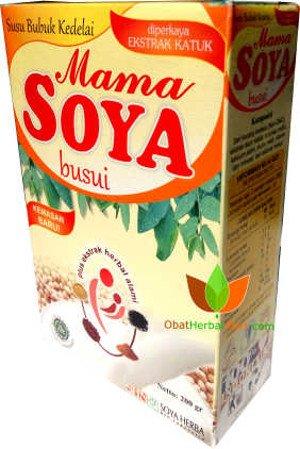 mama soya Susu Untuk Menaikan hb foto : bukalapak