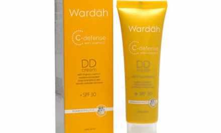 Wardah C Defense DD Cream Natural