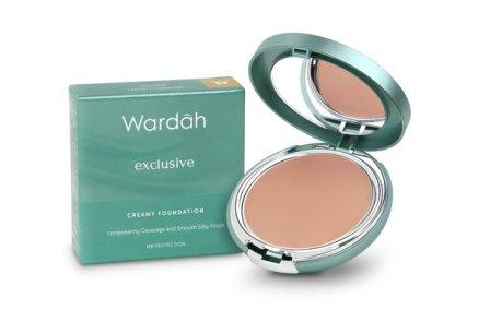 Wardah Exclusive Creamy Foundation Natural