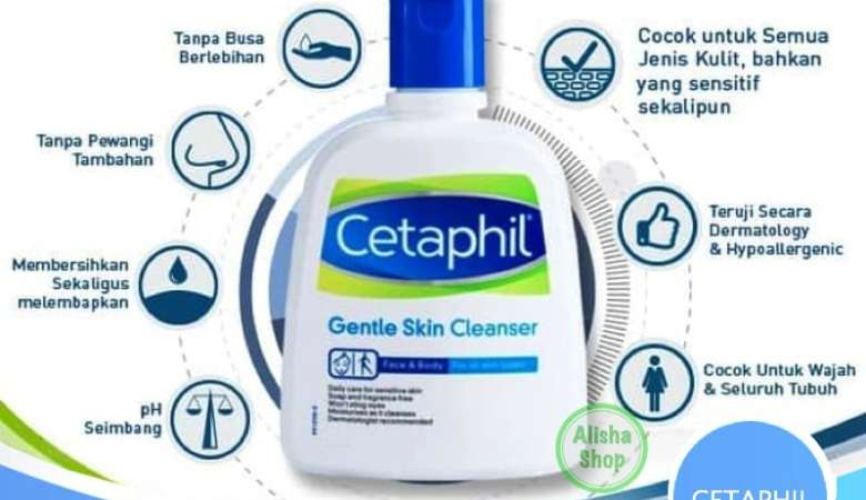 Kenali 11 Manfaat Cetaphil Gentle Skin Cleanser