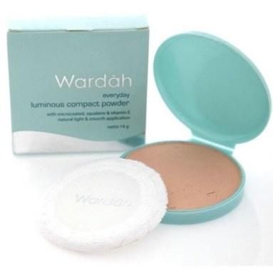Wardah Luminous Compact Powder