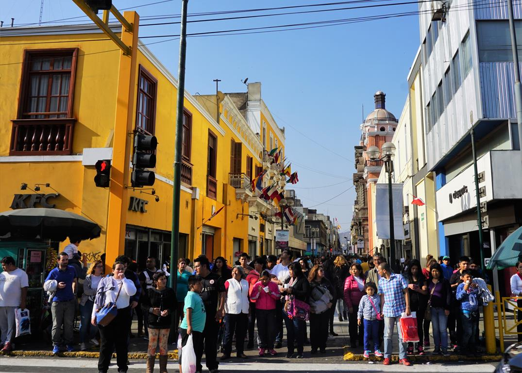 Lima Peru in One Day