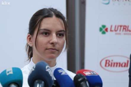 Image result for Elvedina Muzaferija