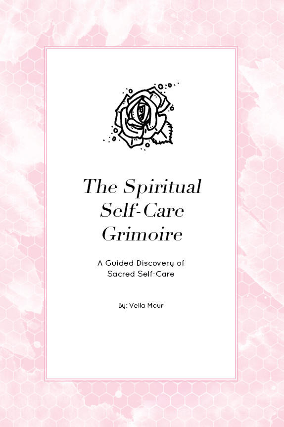 Spiritual Self-Care Workbook