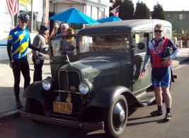 ye olde panel truck