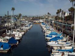 pleasure boat parking